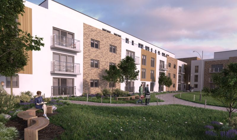 1 bedroom Apartment / Studio to buy in 6 Gorse Road, LU1 4GJ, Luton